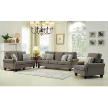 Sheridan Grey Sofa
