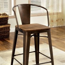 Cooper Ii Counter Ht. Chair (2/box)