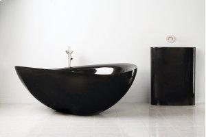 Papillon Bathtub Black Granite Product Image