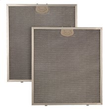 """Aluminum Replacement Grease Filter with Antimicrobial Protection for 36"""" QP1 Series"""