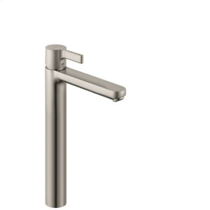 Brushed Nickel Single-Hole Faucet 210 with Pop-Up Drain, 1.2 GPM
