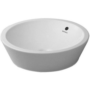 White Starck 1 Washbowl