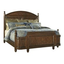 Antler Hill Panel King Bed