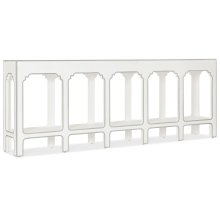 Living Room Modern Romance Console Table