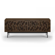 7379 Credenza TV Console in Toasted Walnut