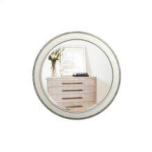 Horizon Round Mirror - Mist