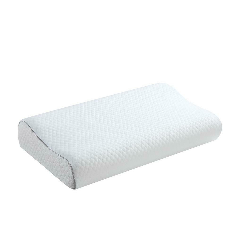 12pk Qn Contour Foam Pillow