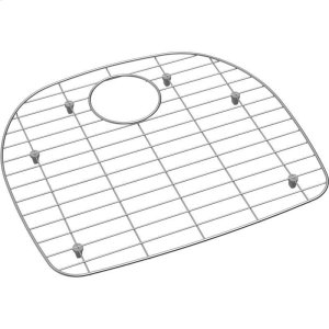 "Dayton Stainless Steel 18-1/4"" x 16-1/16"" x 1"" Bottom Grid Product Image"