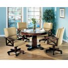 Marietta Casual Tobacco Finished Game Table Product Image