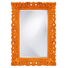 Barcelona Mirror - Glossy Orange
