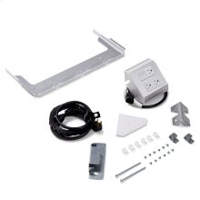 "Electric Accessory With Three Plugs and A Switch for Use In 14"" H X 21"" D V14 and Adorn Vanities"