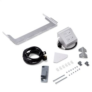 """Electric Accessory With Three Plugs and A Switch for Use In 14"""" H X 21"""" D V14 and Adorn Vanities Product Image"""