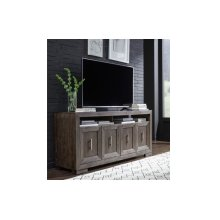 Facets Entertainment Console