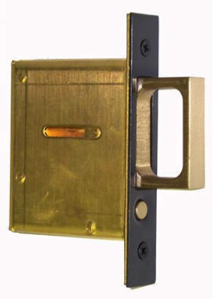 Mortise Pocket Door Pull Product Image