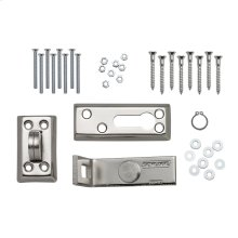 "Hasp  4-1/2"" 90 Degree Security Hasp - No Finish"