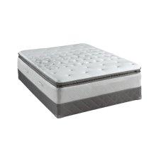 Posturpedic - Gel Series - Corrales - Plush - Euro Pillow Top - Queen