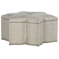 Living Room Sanctuary Star of the Show Ottoman Product Image