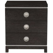 Decorage Nightstand in Cerused Mink (380)