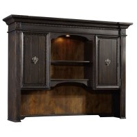 Home Office Treviso Computer Credenza Hutch Product Image