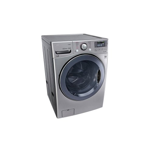 5.2 CU.FT. Ultra Large Capacity Washer With Neverust Stainless Steel Drum