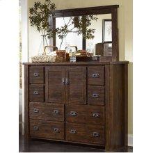 Dresser - Mesquite Pine Finish
