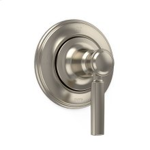 Keane Volume Control Trim - Brushed Nickel
