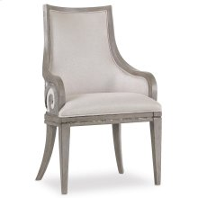 Dining Room Sanctuary Upholstered Arm Chair