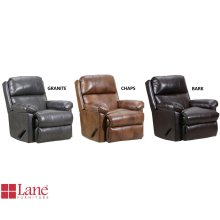 4205-19 Soft Touch - Rocker Recliner in Bark