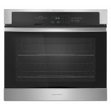[CLEARANCE] 4.3 cu. ft. SIngle Thermal Wall Oven - Stainless Steel. Clearance stock is sold on a first-come, first-served basis. Please call (717)299-5641 for product condition and availability.