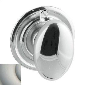 Satin Nickel 6756 Turn Piece