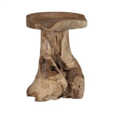 "Micah Stool 18"" Natural"
