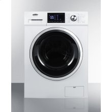 "24"" Wide 115v Washer/dryer Combo for Non-vented Use; Replaces Spwd2200w"