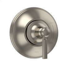 Keane Pressure Balance Valve Trim - Brushed Nickel