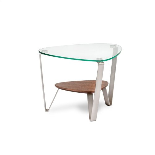 End Table 1347 in Natural Walnut