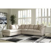 Darcy - Stone 2 Piece Sectional Product Image