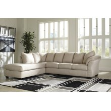Darcy - Stone 2 Piece Sectional