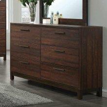 Edmonton Rustic Dresser