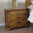 Brenner Rustic Honey Nightstand Product Image