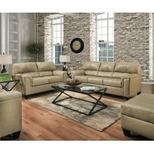 2038 Sofa in Soft Touch Putty