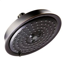 Rubbed Bronze Showerhead 150 3-Jet, 2.0 GPM