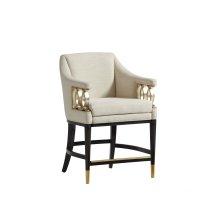 Hemsley Upholstered Counter Stool