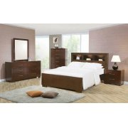 Jessica Contemporary Queen Bed Product Image