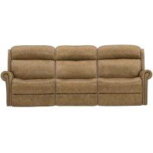 Evan Power Motion Sofa in #44 Antique Nickel