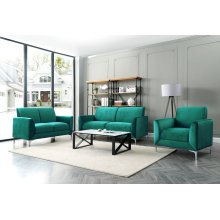 Abigail Green Sofa