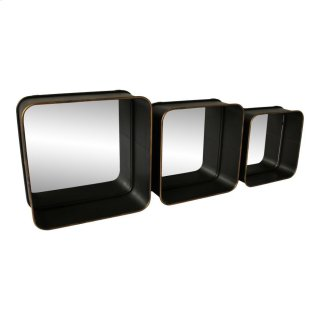 Azo Shadow Mirrors Set Of 3