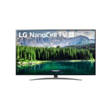 LG Nano 8 Series 4K 55 inch Class Smart UHD NanoCell TV w/ AI ThinQ® (54.6'' Diag)