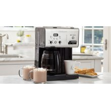 Coffee Plus 10 Cup Programmable Coffeemaker plus Hot Water System