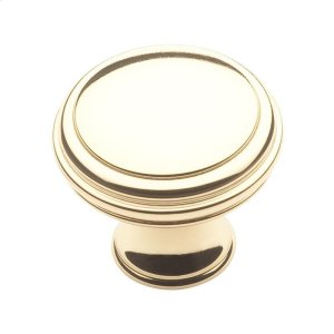 Polished Brass Severin Fayerman Knob Product Image