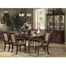 "Wilshire Dining Table with 18"" Leaf"
