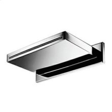 Blade flow spout stainless steel.